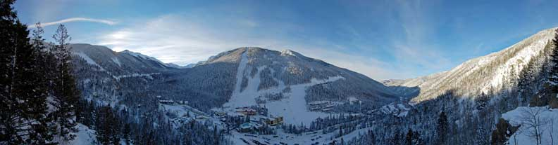 The Village of Taos Ski Valley