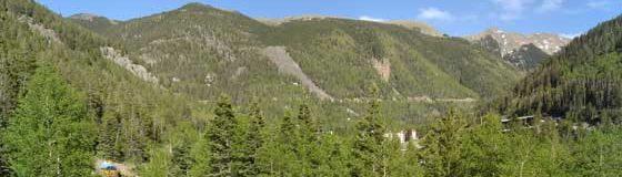 The Village of Taos Ski Valley